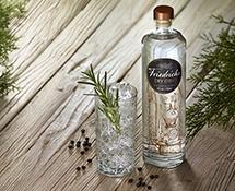 2015 Einführung Friedrichs Dry Gin