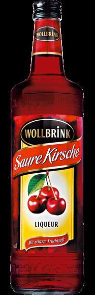 Wollbrink Saure Kirsche 15% 0,7 L