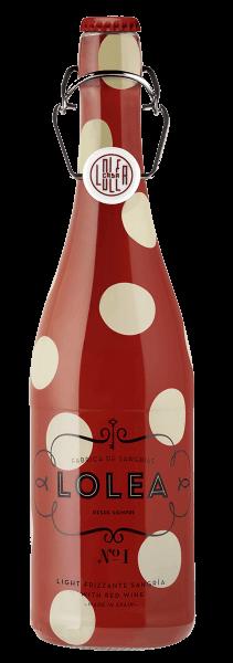 Lolea No. 1 red 0,75L 7% vol.