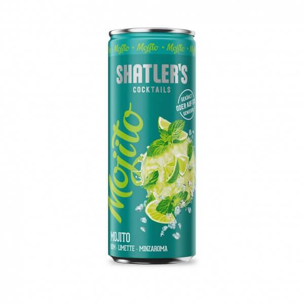 Shatlers Mojito 10,1%vol. 250ml