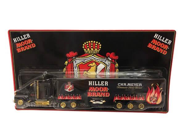 Hiller Moorbrand Miniatur-Truck