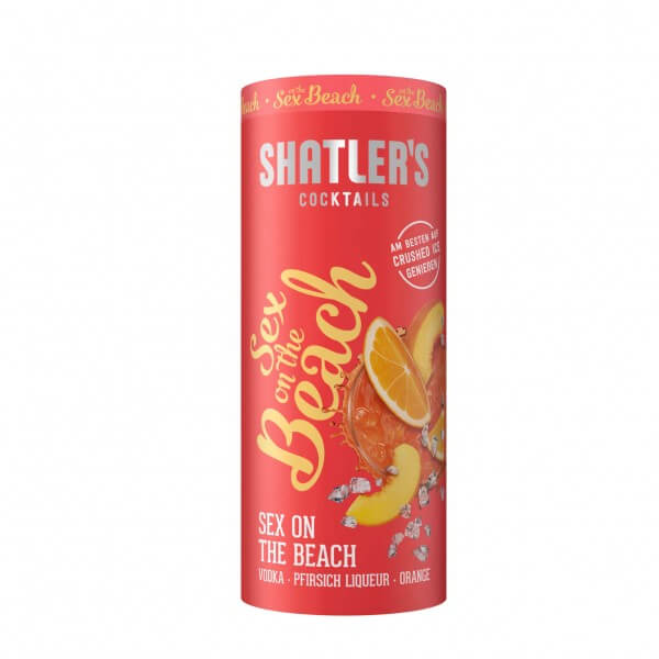 Shatlers Sex On The Beach 12,1%vol. 200ml