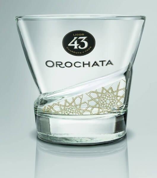 Licor 43 Orochata Markenglas 25cl