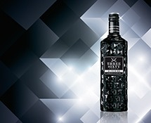 2014 - Einführung Line Extension Three Sixty Vodka Black 42