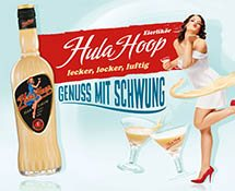 2015 - Einführung Eierlikör Hula Hoop