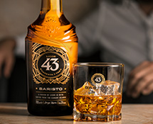 2018 - Launch Licor43 Baristo