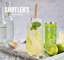 2020 - Relaunch der Shatlers Cocktails