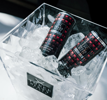 2020 - Launch des THREE SIXTY PREMIUM ENERGY DRINKS