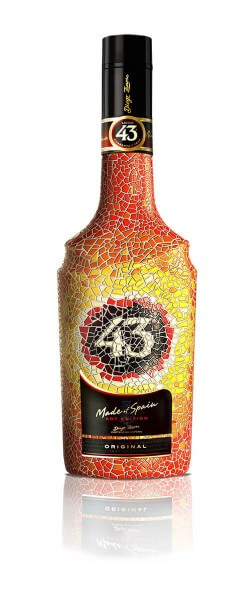 Licor 43 Art Edition red 31% vol 0,7l