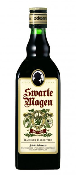 Swarte Magen 0,7L 32% vol.