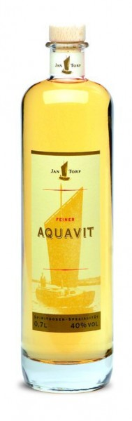Jan Torf 's Aquavit 0,7L 40% vol.