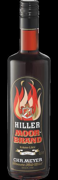 Hiller Moorbrand 40% 0,7 L