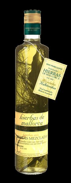Produktabbildung Hierbas de Mallorca 0,7L 25 % vol.
