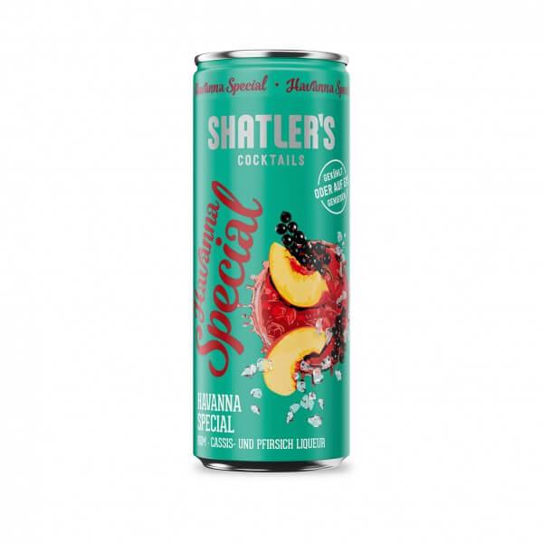 Shatlers Havanna Special 10,1%vol. 250ml