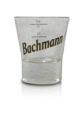 Bachmann Shot Glas 2 + 4 cl