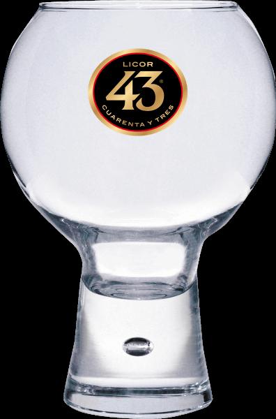 Licor 43 Original Ballonglas 30cl