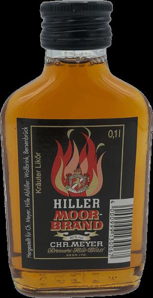 Hiller Moorbrand 40% 0,10 L