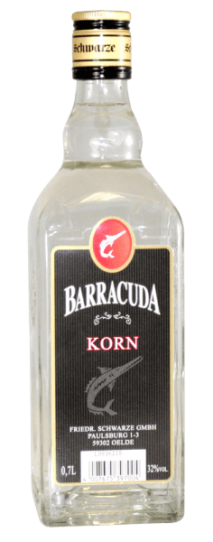 "Barracuda Korn ""Retro Edition"" 32%vol. 0,7L"