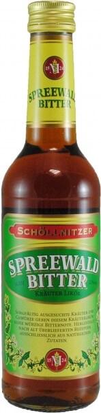 Schöllnitzer Spreewald Bitter 32% vol. 0,35L