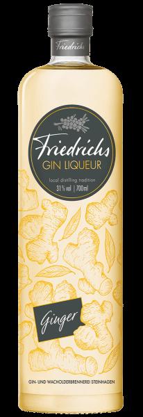 Friedrichs Gin Liqueur Ginger 31% vol. 0,7l