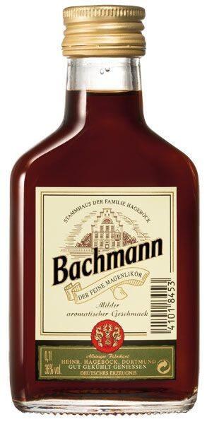 Bachmann 0,1L 12er-Pack 36% vol.