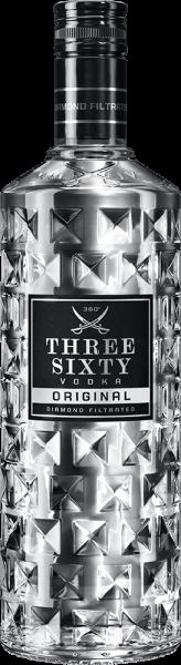 Three Sixty Vodka 0,5l 37,5%vol.