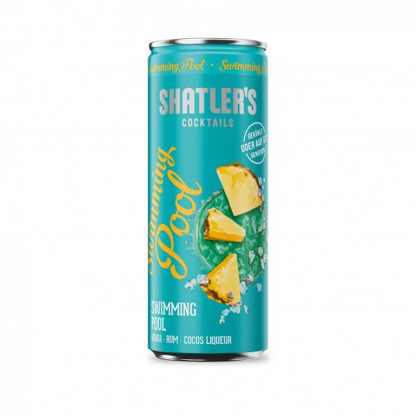 Shatlers Swimming Pool 10,1%vol. 250ml