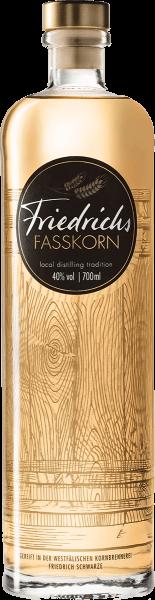 Friedrichs Fasskorn 40%vol. 0,7l