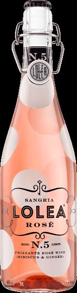Lolea No. 5 rosé 0,75L 8% vol.
