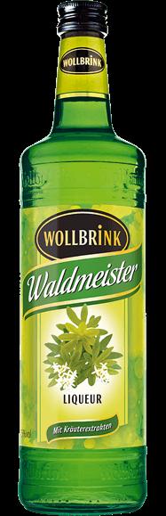 Wollbrink Waldmeister mit Wodka 15% 0,7 L