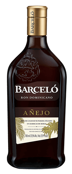 Barceló Añejo 37,5% vol. 0,7L