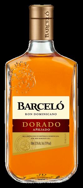 Barceló Dorado 0,7L 37,5% vol.