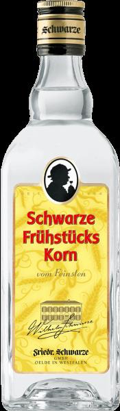 Schwarze Frühstückskorn 0,7L 32% vol.