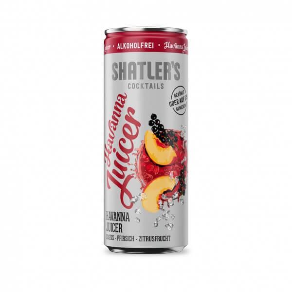 Shatlers Havanna Juicer 250ml - alkoholfrei