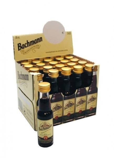 Bachmann 0,02L 20er-Pack 36% vol.