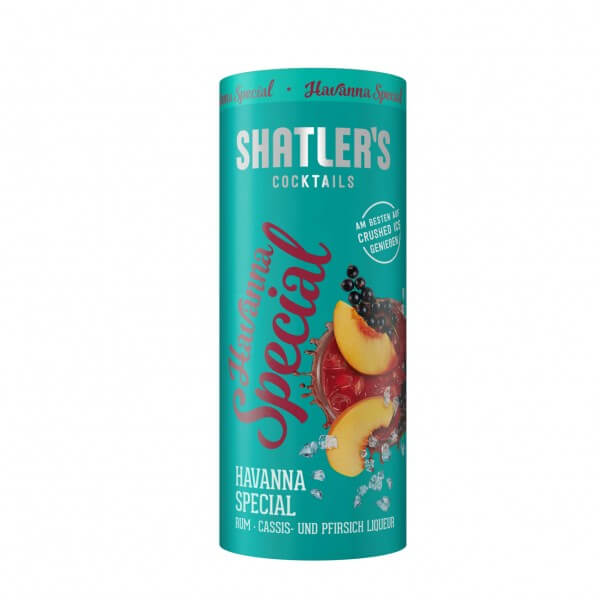 Shatlers Havanna Special 11,8%vol. 200ml