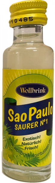 Wollbrink Sao Paulo 15% 0,02 L