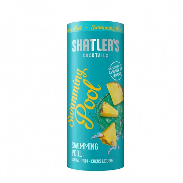 Shatlers Swimming Pool 12,4%vol. 200ml