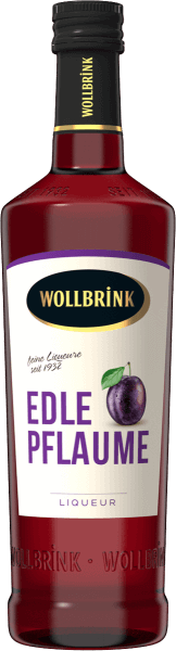 Wollbrink Edle Pflaume 15% 0,7 L
