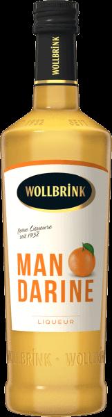Wollbrink Mandarine 15% 0,7 L