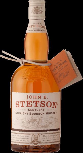 John B. Stetson Whiskey 0,7L 42% vol.