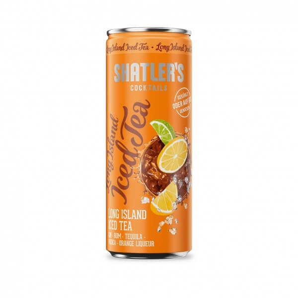 Shatlers Long Island Iced Tea 10,1%vol. 250ml