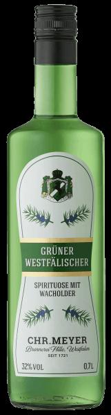 Hiller Wacholder grün 32% 0,7 L