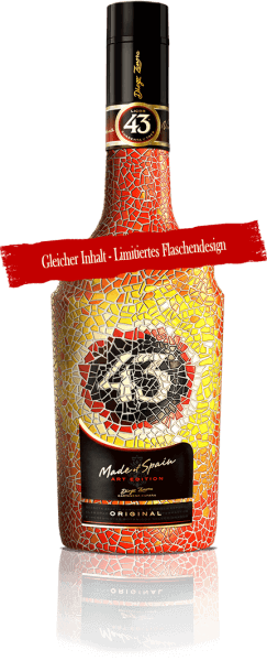 Licor 43 Made of Spain Art Edition 31% vol 0,7l