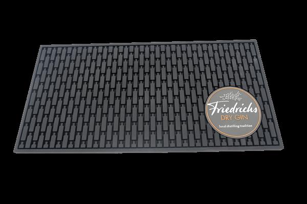 Friedrichs Dry Gin Barmatte