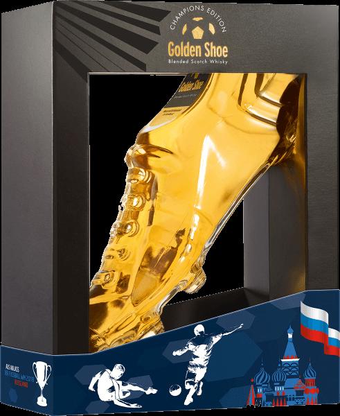 Golden Shoe 2018 40%vol. 0,7L