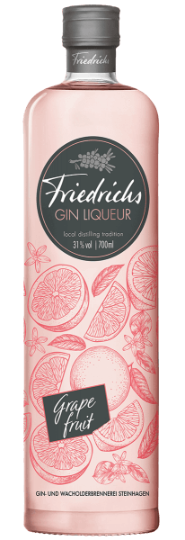 Friedrichs Gin Liqueur Grapefruit 31%vol. 0,7L