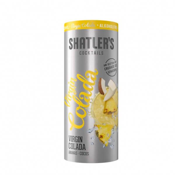 Shatlers Virgin Colada 200ml - alkoholfrei