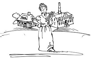 1872 - Die Unternehmerin