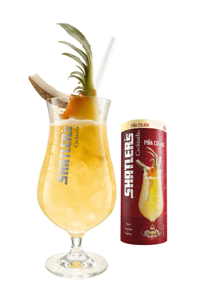 Shatlers Piña Colada 12,1%vol. 200ml